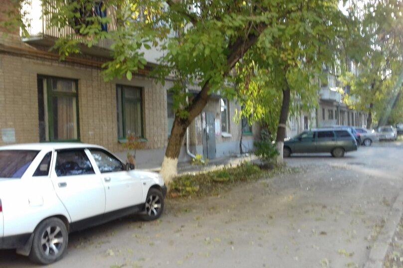1-комн. квартира, 34 кв.м. на 3 человека, переулок Антона Глушко, 12, Таганрог - Фотография 13