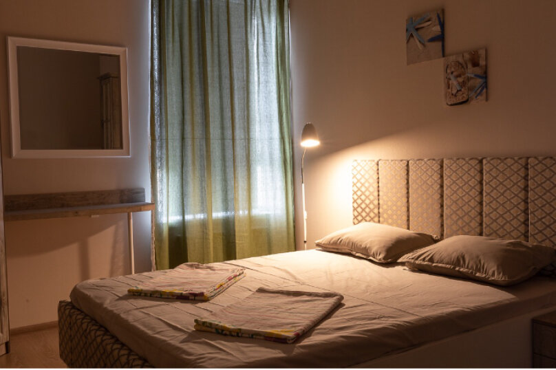 1-комн. квартира, 40 кв.м. на 4 человека, Пионерский проспект, 57к4, Джемете - Фотография 9