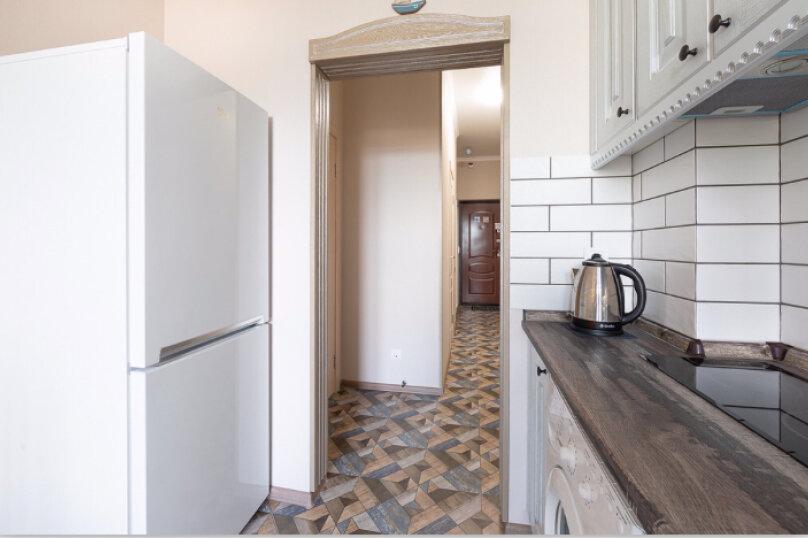 1-комн. квартира, 40 кв.м. на 4 человека, Пионерский проспект, 57к4, Джемете - Фотография 12