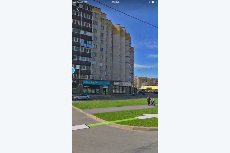 1-комн. квартира, 39 кв.м. на 4 человека, улица Труда, 50, Псков - Фотография 3