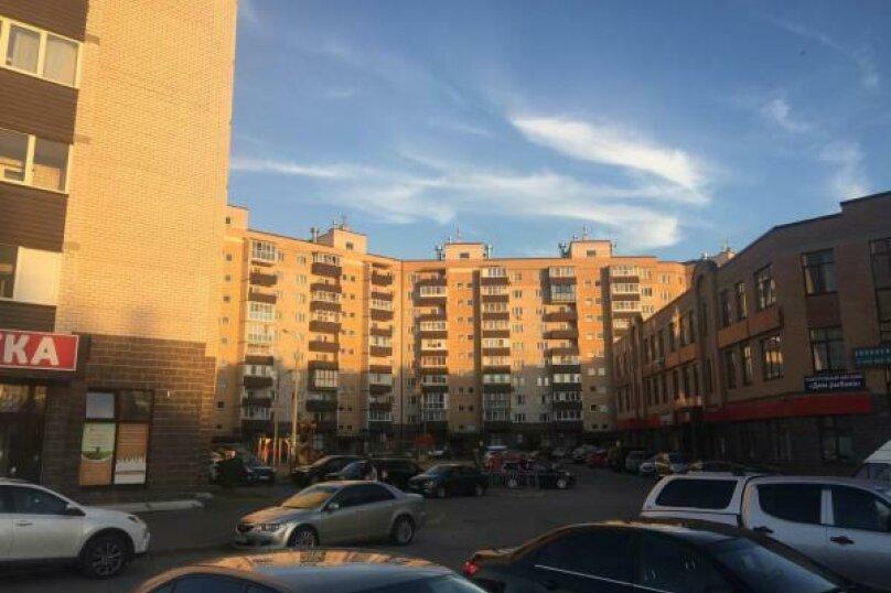 1-комн. квартира, 39 кв.м. на 4 человека, улица Труда, 50, Псков - Фотография 15