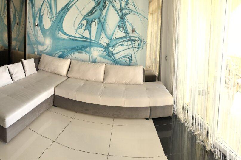 1-комн. квартира, 32 кв.м. на 3 человека, Маратовская улица, 69, Гаспра - Фотография 4