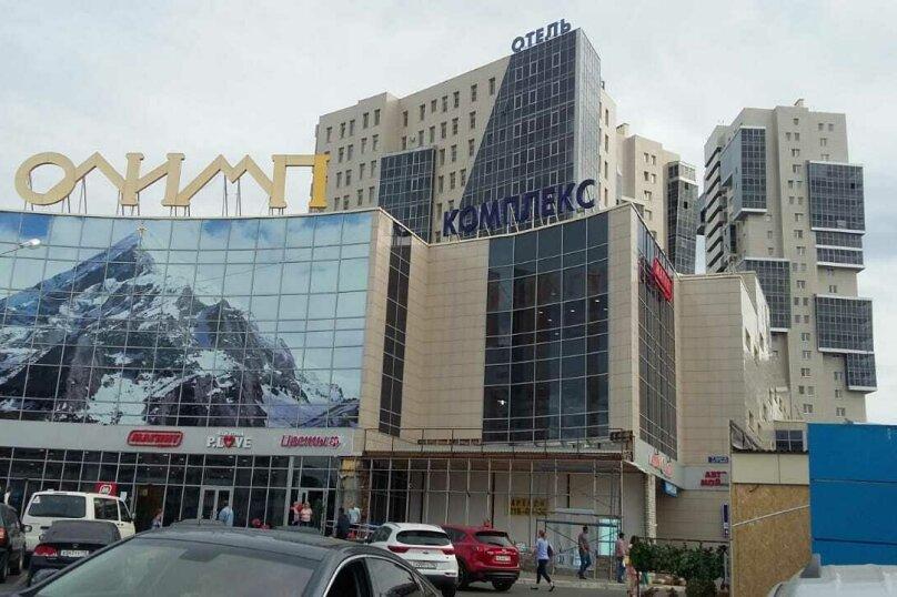 1-комн. квартира, 46 кв.м. на 4 человека, Зорге , 66в, Казань - Фотография 1