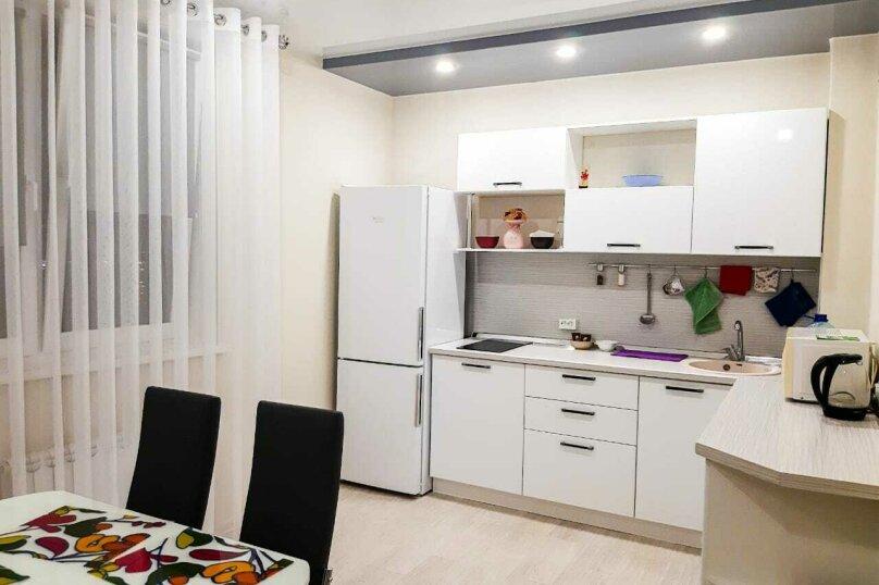 1-комн. квартира, 46 кв.м. на 4 человека, Зорге , 66в, Казань - Фотография 2