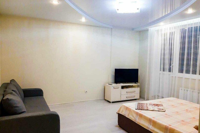1-комн. квартира, 46 кв.м. на 4 человека, Зорге , 66в, Казань - Фотография 6