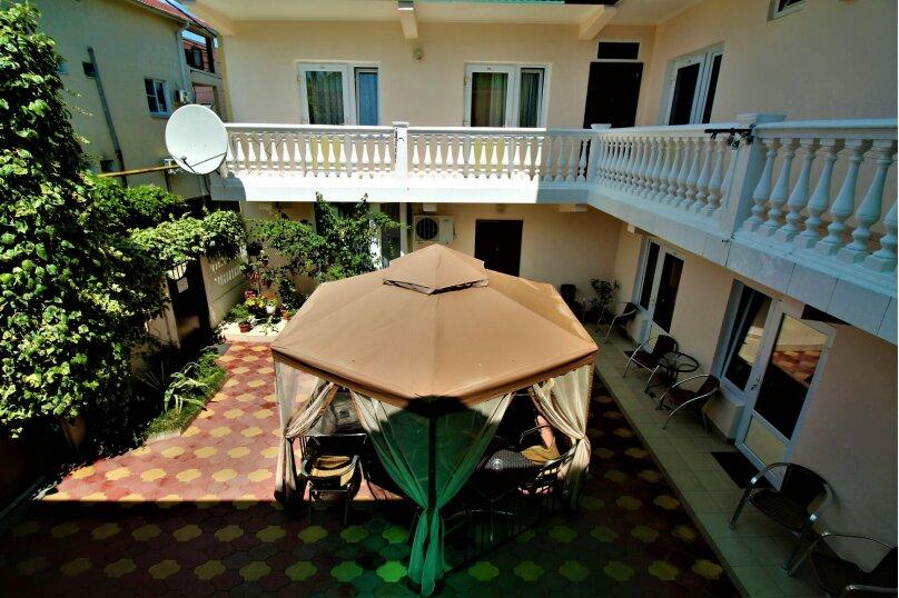 Апартаменты в центре Адлера на 10 человек, 100 кв.м. на 12 человек, 4 спальни, Куйбышева, 44/1, Адлер - Фотография 3