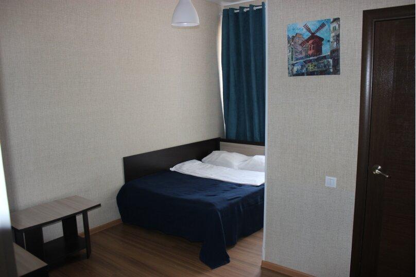 1-комнатный стандарт 2-местное размещение, улица Кати Соловьяновой, 79/2, Анапская, Анапа - Фотография 1