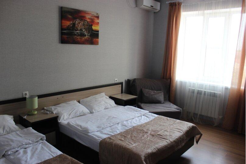 1-комнатный стандарт 3-местное размещение, улица Кати Соловьяновой, 79/2, Анапская, Анапа - Фотография 1