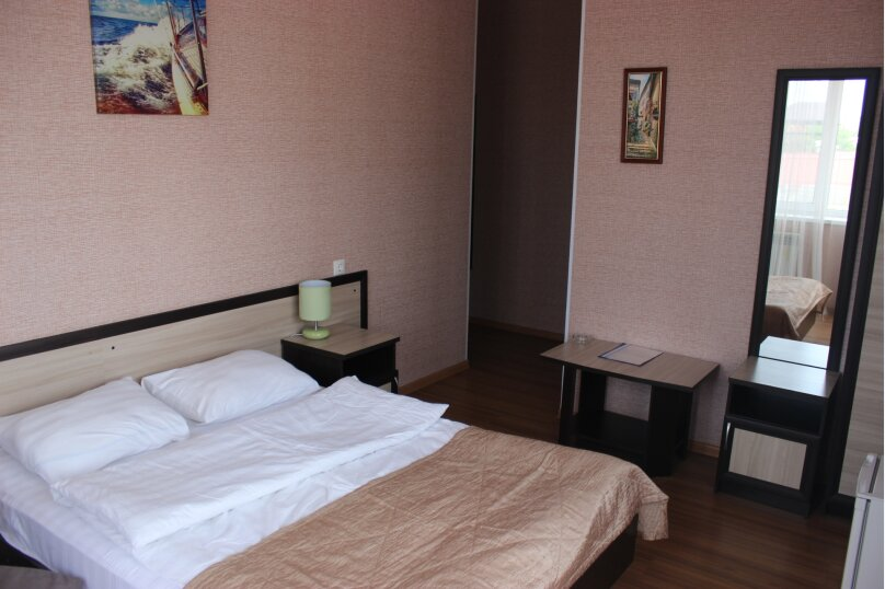 1-комнатный полулюкс 2-местное размещение, улица Кати Соловьяновой, 79/2, Анапская, Анапа - Фотография 1