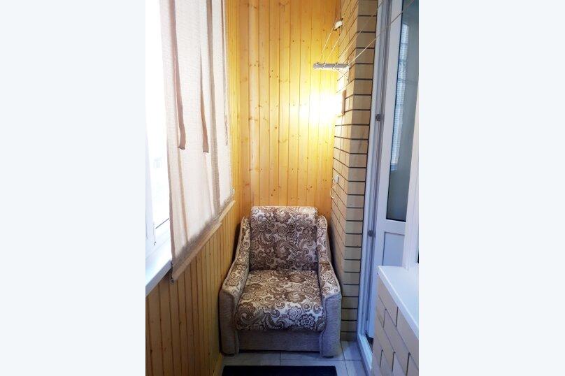1-комн. квартира, 24 кв.м. на 4 человека, Пионерский проспект, 104, Джемете - Фотография 10