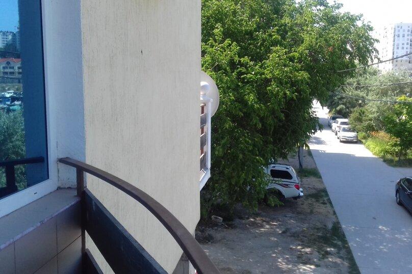 2-комн. квартира, 40 кв.м. на 4 человека, улица Рыбацкий Причал, 6, Севастополь - Фотография 17