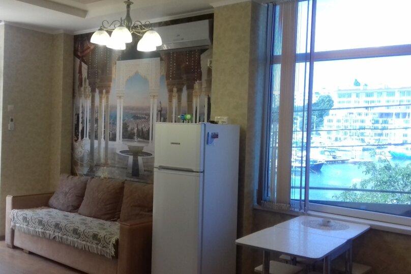 2-комн. квартира, 40 кв.м. на 4 человека, улица Рыбацкий Причал, 6, Севастополь - Фотография 19