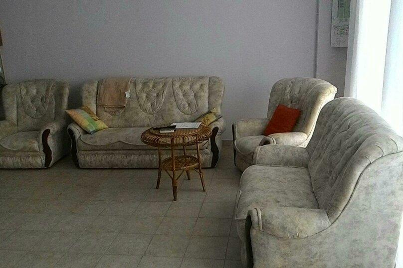 2-комн. квартира, 80 кв.м. на 6 человек, улица Мориса Тореза, 5, Ялта - Фотография 10