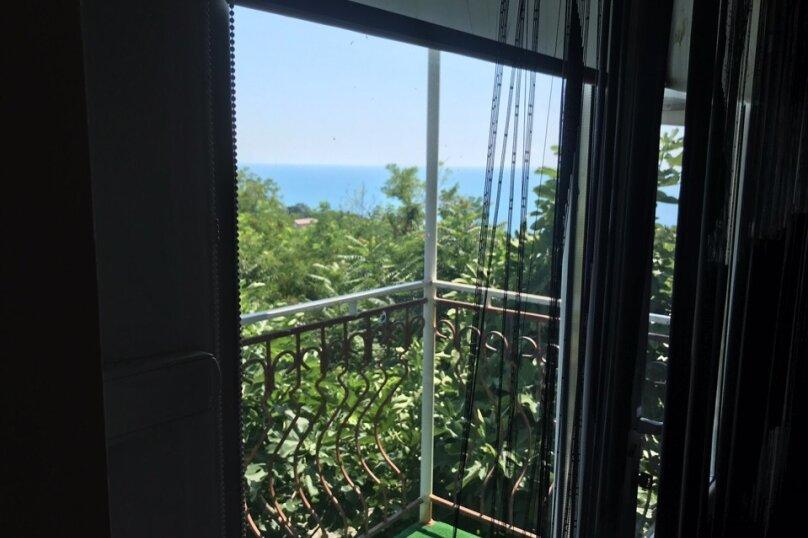 Номер с балконом, Солнечная улица, 34, Туапсе - Фотография 2