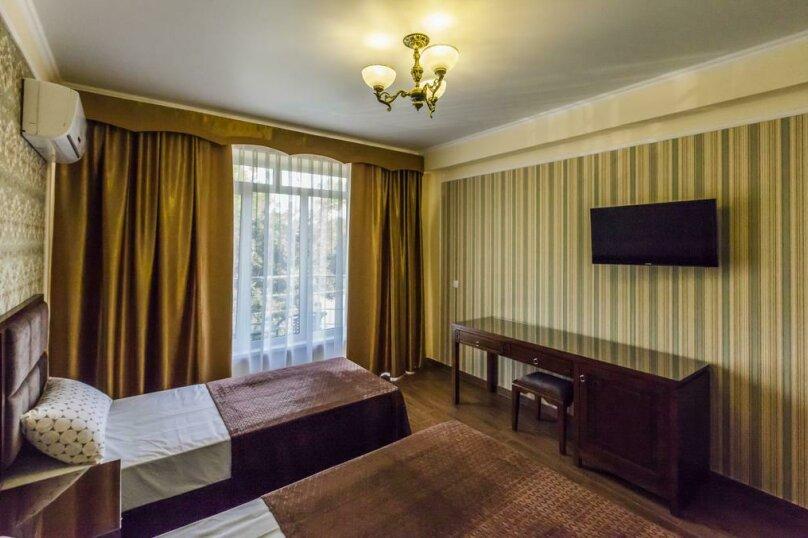гостиница Марсель, Широкая щель, 2 на 44 номера - Фотография 4