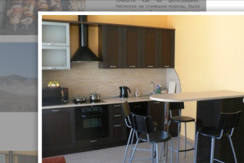 1-комн. квартира, 37 кв.м. на 4 человека, ж/к Алтынай, 4, Банное - Фотография 4