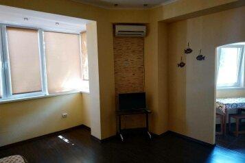 1-комн. квартира, 35 кв.м. на 4 человека, Приморская улица, 4/И, Алупка - Фотография 1
