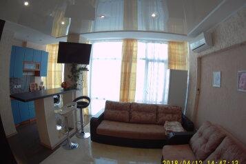 1-комн. квартира, 30 кв.м. на 4 человека, Лесная улица, 2В, Гаспра - Фотография 1