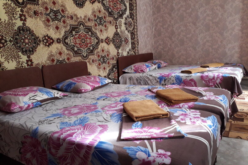 5мес,ЭКОНОМ семейный,сплит,холод-ник,TV, улица Чкалова, 11, Джубга - Фотография 1