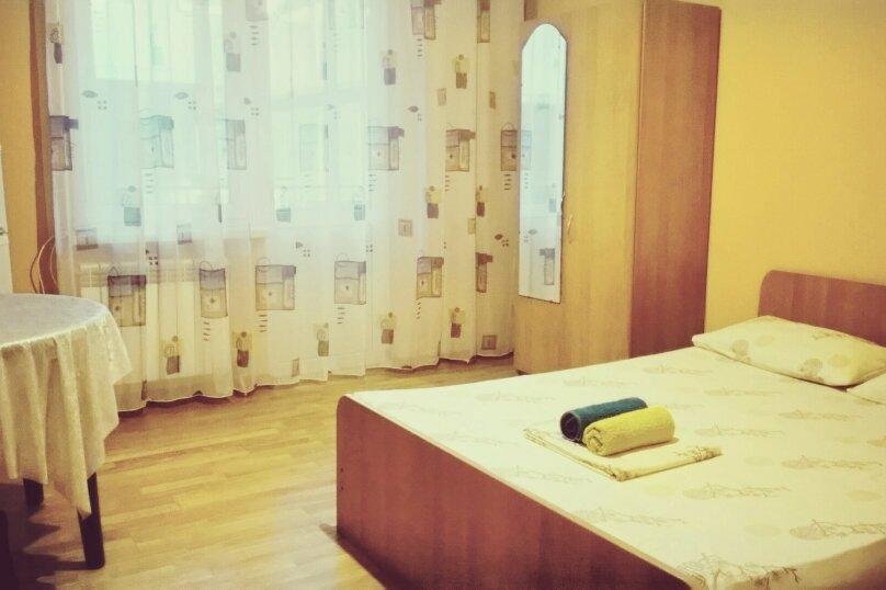 Двухместный номер #4, переулок Павлова, 6А, Лазаревское - Фотография 1