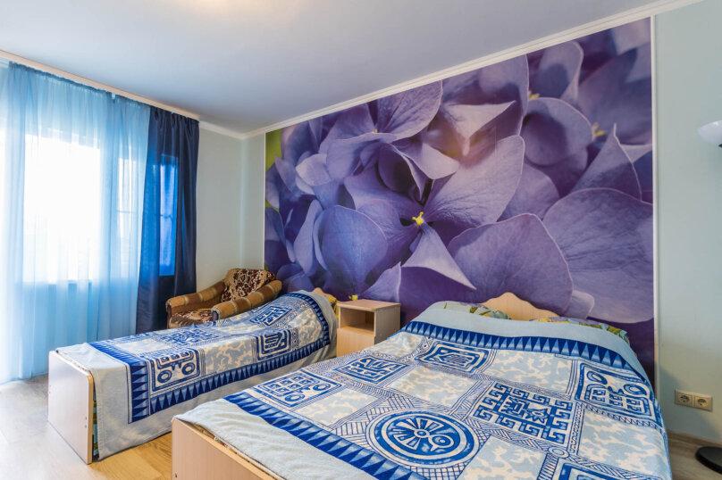 3х местная комната с  дополнительным местом, Высокая улица, 1, Архипо-Осиповка - Фотография 1