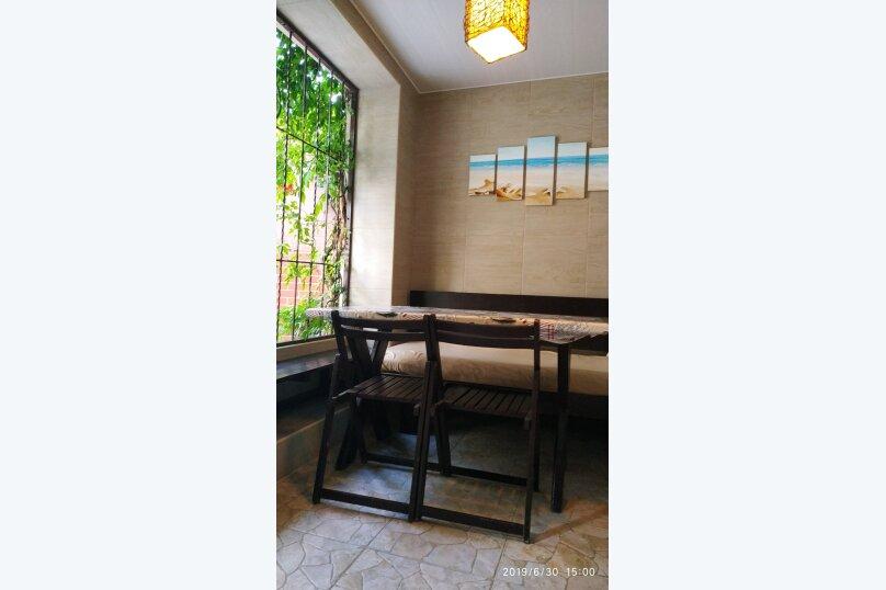 Элинг в Мирном, 80 кв.м. на 6 человек, 6 спален, Коса Южная, 20б, Поповка - Фотография 4