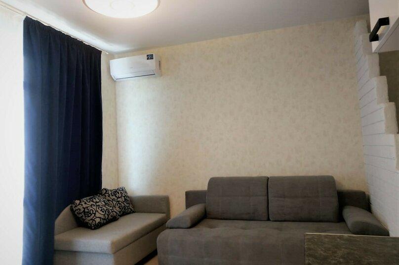 1-комн. квартира, 30 кв.м. на 3 человека, Цветочная улица, 30, Адлер - Фотография 4