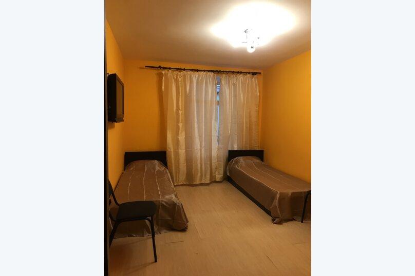 Двухместный номер с двумя отдельными кроватями дубль, улица Восстания, 53 Лит А, Санкт-Петербург - Фотография 1