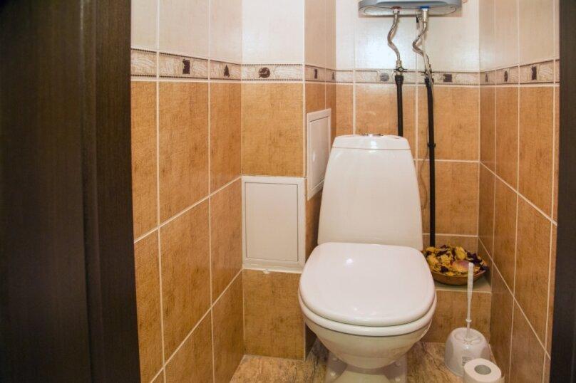 1-комн. квартира, 33 кв.м. на 4 человека, улица Весны, 7А, Красноярск - Фотография 16