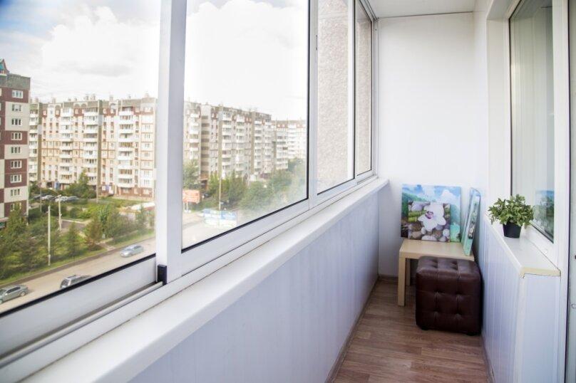 1-комн. квартира, 33 кв.м. на 4 человека, улица Весны, 7А, Красноярск - Фотография 20