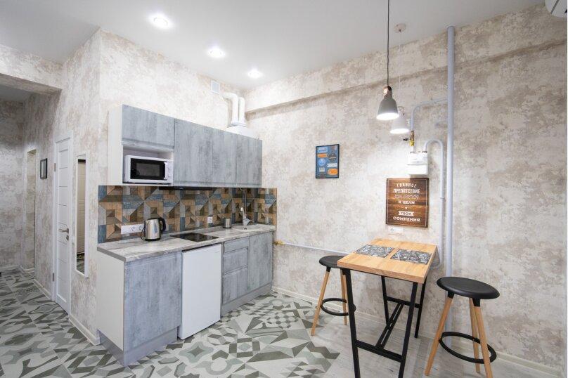 3-комн. квартира, 55 кв.м. на 6 человек, улица Турчинского, 19А, Красная Поляна - Фотография 5
