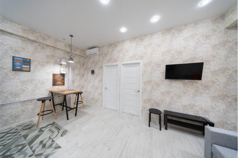 3-комн. квартира, 55 кв.м. на 6 человек, улица Турчинского, 19А, Красная Поляна - Фотография 7
