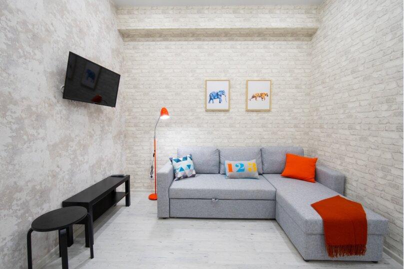 3-комн. квартира, 55 кв.м. на 6 человек, улица Турчинского, 19А, Красная Поляна - Фотография 9