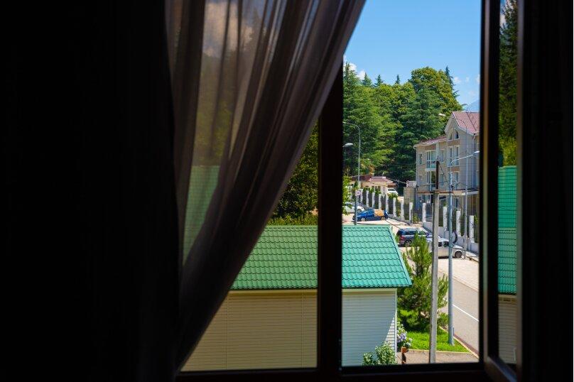 3-комн. квартира, 55 кв.м. на 6 человек, улица Турчинского, 19А, Красная Поляна - Фотография 13