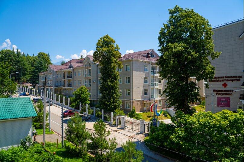 3-комн. квартира, 55 кв.м. на 6 человек, улица Турчинского, 19А, Красная Поляна - Фотография 14