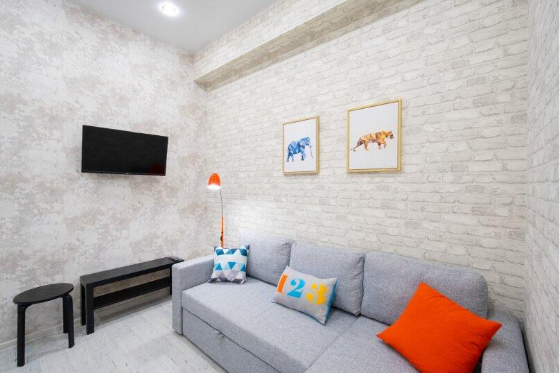 3-комн. квартира, 55 кв.м. на 6 человек, улица Турчинского, 19А, Красная Поляна - Фотография 15