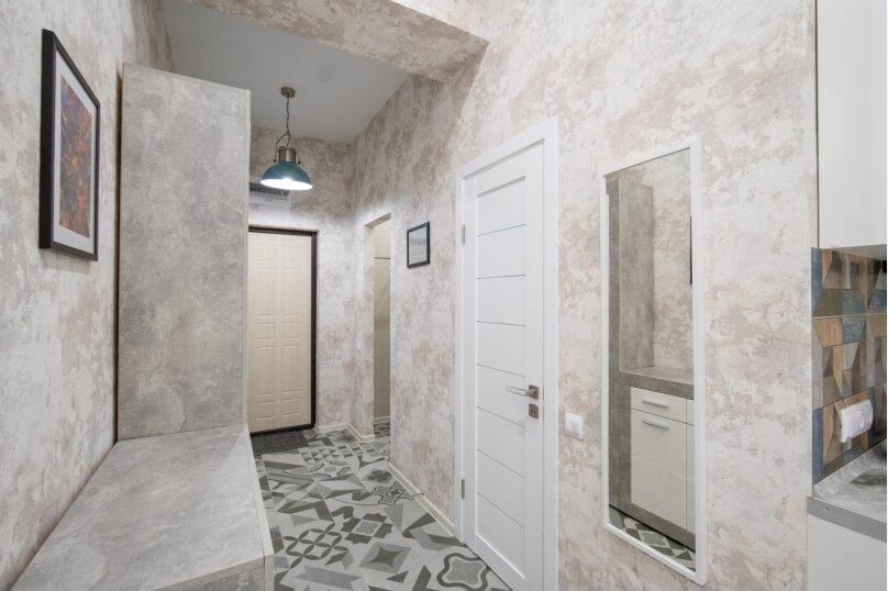 3-комн. квартира, 55 кв.м. на 6 человек, улица Турчинского, 19А, Красная Поляна - Фотография 24
