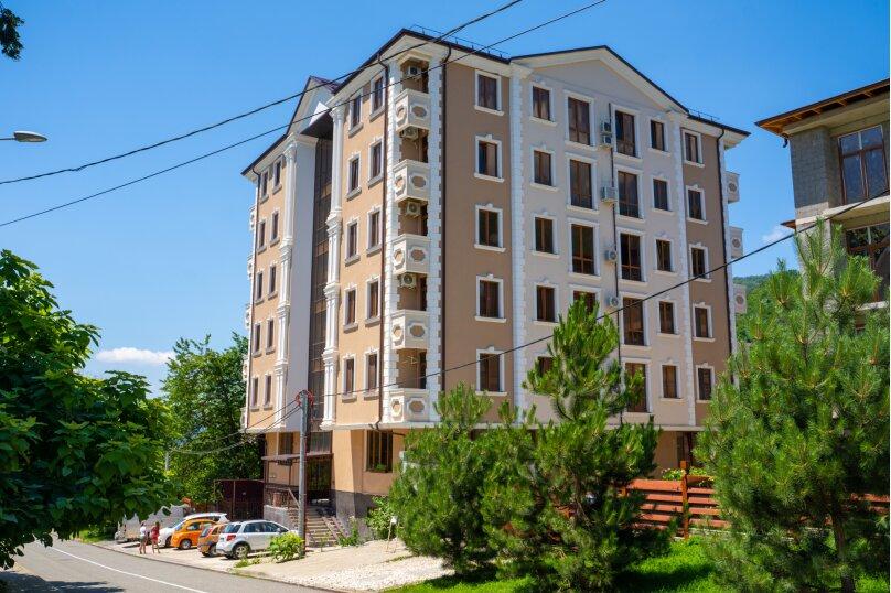 3-комн. квартира, 55 кв.м. на 6 человек, улица Турчинского, 19А, Красная Поляна - Фотография 31