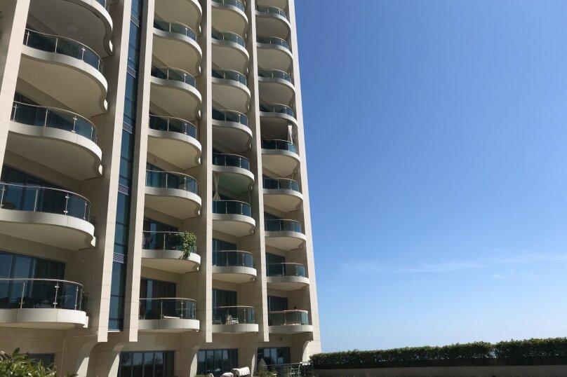 2-комн. квартира, 50 кв.м. на 4 человека, Курортный проспект, 105Б, Сочи - Фотография 18
