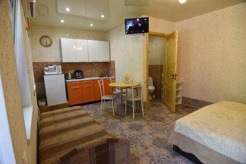 Летний домик, 22 кв.м. на 3 человека, 1 спальня, Малиновая, 13, Геленджик - Фотография 1