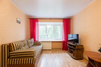 1-комн. квартира, 33 кв.м. на 4 человека, Коломенская улица, 23, Красноярск - Фотография 1