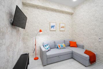 3-комн. квартира, 55 кв.м. на 6 человек, улица Турчинского, 19А, Красная Поляна - Фотография 2
