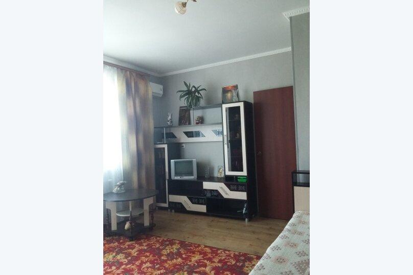 1-комн. квартира, 38 кв.м. на 3 человека, Севастопольская улица, 19, Новофёдоровка, Саки - Фотография 7