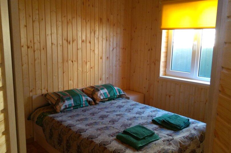 Дом, 72 кв.м. на 6 человек, 6 спален, Прибрежная улица, 75, Голубицкая - Фотография 3