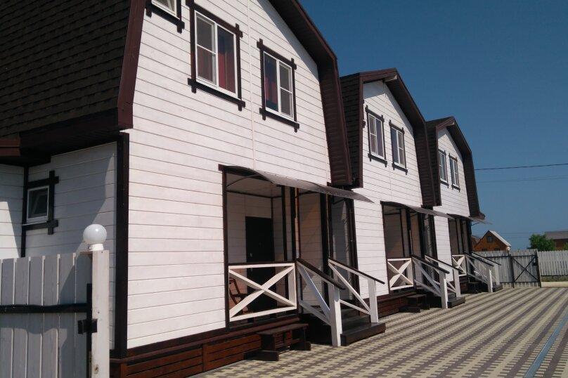 Дом, 72 кв.м. на 6 человек, 6 спален, Прибрежная улица, 75, Голубицкая - Фотография 14