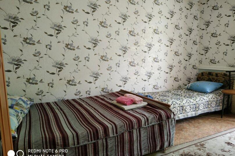 Эконом 4х местный, Морская улица, 15, поселок Приморский, Феодосия - Фотография 3