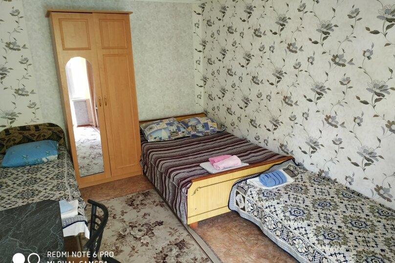 Эконом 4х местный, Морская улица, 15, поселок Приморский, Феодосия - Фотография 4