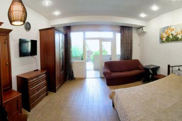 1-комн. квартира, 36 кв.м. на 3 человека, улица Ломоносова, 37А, Ялта - Фотография 1