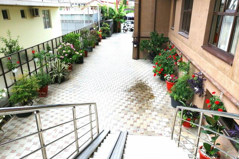 2-комн. квартира, 45 кв.м. на 4 человека, улица Просвещения, 148, Адлер - Фотография 24