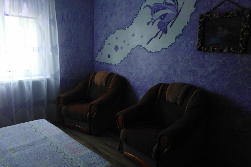 Частный дом, 70 кв.м. на 7 человек, 3 спальни, улица Пастернака, 6, Коктебель - Фотография 13